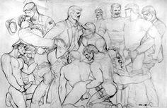 Image result for tom of finland