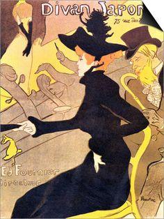 Henri de Toulouse-Lautrec Drucke - bei AllPosters.ch