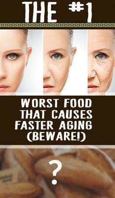 The #1 WORST Food that CAUSES Faster Aging (beware!)  #health #healthy #eat #diet #nutrition #healthyfood #food #behealthy #healthytips #tip #halthylifestyle d #eatclean #cleaneats #cleaneating #healthy #healthyfood #healthyeating #wholefoods #vegan #aging #howtopreventaging #skin #skincare #lookyounger #young #youth