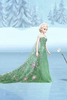 Elsa - frozen-fiebre congelada foto (38371368) - fanpop