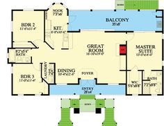 Plan 24044BG: Raised Islander Home Plan