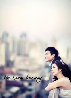 Korea Pre-Wedding Photoshoot - WeddingRitz.com » The haam Luxury- Korean wedding photo