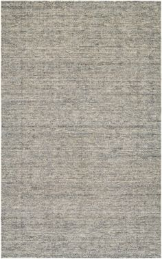 RugStudio presents Couristan Carrington Carrington Dark Grey Woven Area Rug
