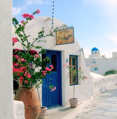Greece. Been there, done that and would do it again!