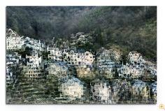 "Stephanie Jung_""Heidelberg""  ***Limited Editions http://www.artefactum-shop.de/limitierte-editionen/stephanie-jung-tokyonight/"