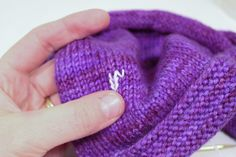 Liven up your knits with some duplicate stitch. Here's how. | Jordana Paige Blog
