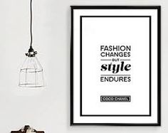 Image result for chanel black and white interiors
