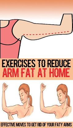 Exercises to Reduce Arm Fat at Home..