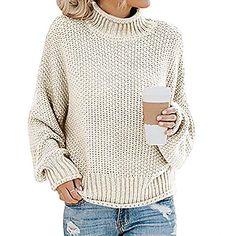LightInTheBox - Παγκόσμιες Online Αγορές για Φορέματα, Σπίτι & Κήπος, Ηλεκτρονικά Προϊόντα, Ένδυση Γάμου Chunky Knitwear, Chunky Knit Jumper, Loose Sweater, Long Sleeve Sweater, Batwing Sleeve, Beige Sweater, Yeezy Outfit, Ärmelloser Pullover, Pullover Sweaters