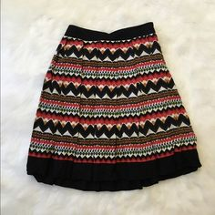 NWT Anthropologie Skirt So stunning in person! No flaws on this at all its brand new. 14 inches across the waist. 24 inches long. NO TRADES PLEASE Anthropologie Skirts Midi