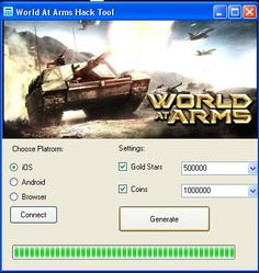 [Android] World At Arms Hack No Survey