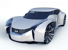 The Nissan Yuki-onna has Got a Very Attractive Design trendhunter.com