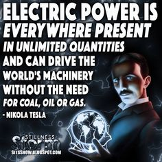 NIKOLA  TESLA...........PARTAGE OF TESLA TUBE.........ON FACEBOOK........