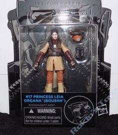 "2Pcs Star Wars Epic Battles 3.75/"" Princess Leia Organa vs SCOUT TROOPER figures"