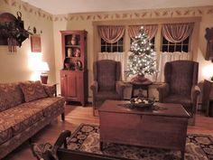 Christmas Behind My Red Door 2015