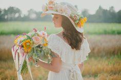 Bridal Session By Ashley Moore www.colormeashley.com