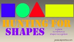 Cool Math Games:: Reinforcing Shape Recognition