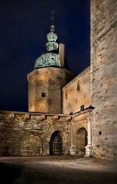 Kalmar castle I. Medieval, Visit Sweden, Native Country, Europe, Cathedral Church, Kirchen, Denmark, Past, Places To Visit