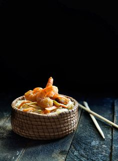 Stir-fried rice by Rustica Food Photography Styling, Food Styling, Dessert Drinks, Desserts, Arroz Frito, Pig Roast, Fried Rice, Seafood, Buffet