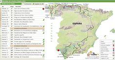 Tutto pronto per la Vuelta a España 2014 che scatterà il 23 agosto da Jerez de la Frontera per concludersi il 14 settembre a Santiago de Compostela...Ecco le info sulle tappe, altimetrie e orari tv  http://www.mondociclismo.com/vuelta-2014-calendario-e-altimetria-tappe-orari-tv-20140819.htm  #Vuelta2014 #vuelta #ciclismo