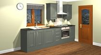 Create a classic look with our Somerton kitchen range, featuring shaker doors and available in Duck Egg Blue, Sage and Fern. Browse this shaker style today. Shapes Images, Shaker Doors, Duck Egg Blue, Shaker Style, Kitchen Design, Cabinet, Storage, Furniture, Home Decor