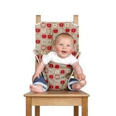 Totseat - Chaise nomade Totseat pour bébé - Maman Natur'elle Plus Travel High Chair, Siege Bebe, Diy Bebe, Baby Chair, Baby Safety, Sewing Projects For Beginners, Baby Crafts, Thanksgiving Decorations, Baby Bibs