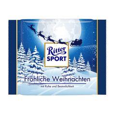 Ritter Sport Fake Schokolade äffle Pferdle Edition Ritter Sport