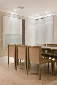 Decoração de Interiores em Apartamento no Brooklin - Decoradora Marilia Veiga