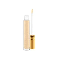 Cremesheen Glass / Caitlyn Jenner in Kindness: A lip finish that fuses the creamy, sheen-filled Cremesheen Lipstick with the shine of M∙A∙C Lipglass. Soft, comfortable, non-sticky in three limited-edition shades. Applies with a doe-foot applicator. Use as top layer to its matching lipstick or on its own. Specially packaged in luxurious, shiny gold.
