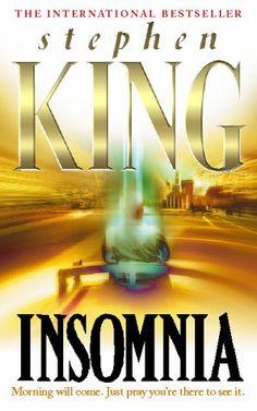 Insomnia is my favorite Stephen King book