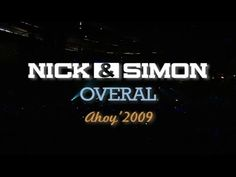 Nick & Simon - Ahoy 09 Live - part 1 HD wide screen - YouTube