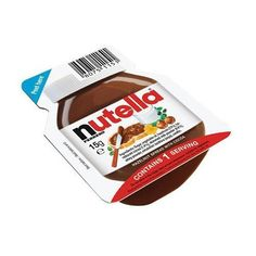 Mr Case Supplier of Nutella - Single Serve delivery to your home or office in Toronto, Ontario, Canada. comes in a case of Nutella, Ontario, Toronto, Workshop, Delivery, Canada, Products, Atelier, Work Shop Garage