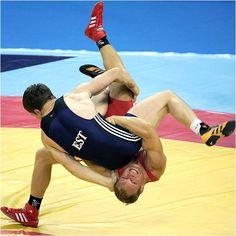 Olympic Wrestling http://www.worldofmma.com