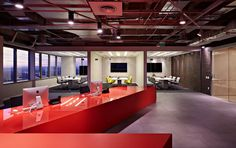 Office Snapshots - Discover Worldwide Office Design
