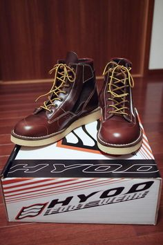 HYOD STF 004D Riding Boots
