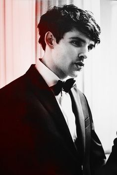 (Hunger Magazine.) Colin Morgan. Known for his roles as Jethro on Doctor Who and Merlin from the BBC television series, Merlin.