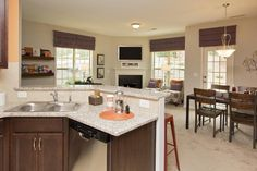 The Shelby | New Homes in Holly Springs NC | Forest Springs Townhomes