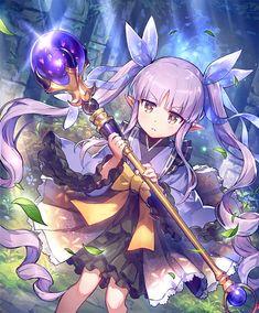 Anime Girl Cute, Beautiful Anime Girl, Kawaii Anime Girl, Female Character Design, Character Concept, Character Art, Anime Chibi, Anime Manga, Anime Art