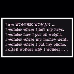 Hmmmm, I wonder???