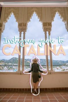 Instagram Guide to Catalina Island for the best photos from your Island Getaway in Southern California! Travel Destinations | Travel Tips | US Travel | California Travel | California | Catalina Island | Best Islands | California Things to do in