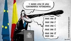 Mariano metiendo presión a las CCAA