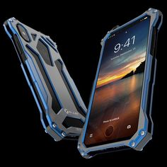 New Premium Ultra Slim Alloy Armor Shell Metal Aluminum Phone Case for – Smart Moderns Iphone Phone Cases, Iphone 8, Cool New Gadgets, Tech Gadgets, Latest Cell Phones, Mens Gold Jewelry, Latest Iphone, Tablet, Coque Iphone