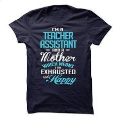 Im A/An TEACHER ASSISTANT - #shirt #hoodie. CHECK PRICE => https://www.sunfrog.com/LifeStyle/Im-AAn-TEACHER-ASSISTANT-58352282-Guys.html?60505