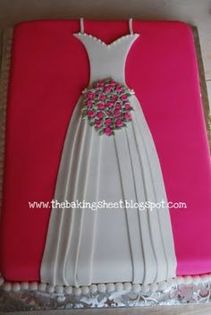 the baking sheet bridal shower cake dress cake bridal shower cakes party
