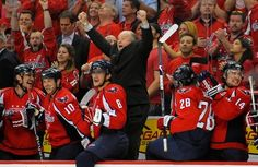 """Bruce Boudreau and the Washington Capitals from """"Great Expectations"""":     http://sportaholics--anonymous.blogspot.com/2012/02/great-expectations.html"""