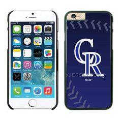 http://www.xjersey.com/colorado-rockies-iphone-6-cases-black02.html Only$21.00 COLORADO ROCKIES #IPHONE 6 CASES BLACK02 #Free #Shipping!