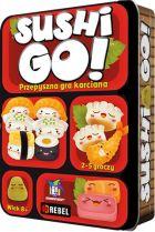Sushi Go! (edycja polska) http://www.rebel.pl/product.php/1,1523/103709/Sushi-Go-edycja-polska.html
