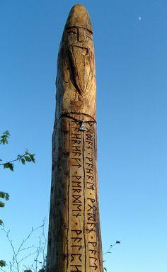 nordravn: Baldur-Blot, Ostsee by Asatru Hamburg. The Lost Vikings, Norse Vikings, Norse Words, Ancient Runes, Germanic Tribes, Viking Life, Old Norse, Asatru, Religion