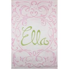 If I ever happen to have twin girls (Emma and Ella) I want to have this on their wall!