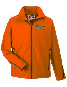 Scotland Conquest Jacket With Fleece Lining   KART KONG